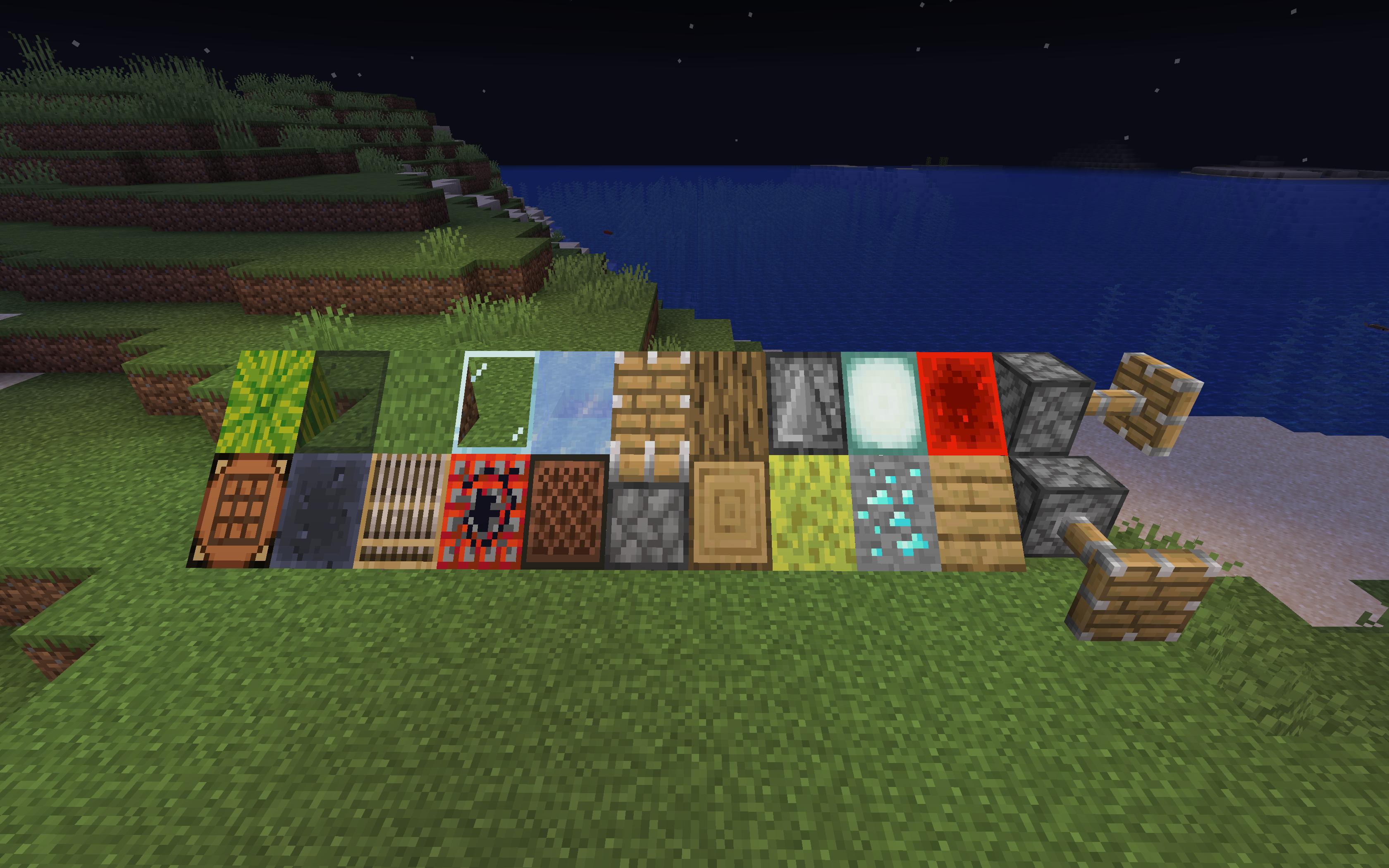 Templates - Mods - Minecraft - CurseForge